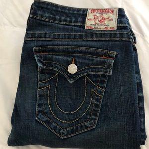 True religion jeans Sz 32 x 33 Billy Boot cut